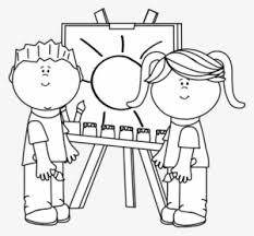 Image result for small clipart images of children painting