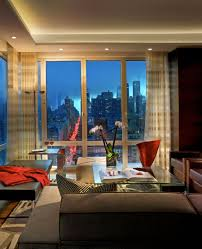 New York City Bedroom Furniture Picot Residence In New York City Showcases Brilliant Interiors And