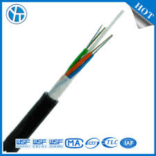 Osp Fiber Osp Loose Tube Single Mode Flooded All Dielectric Fiber Optic Cable Gyfty 2 144 Core G652d Single Mode Buy Flooded Fiber Optic Cable High Quality