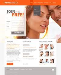 Online Dating Website Design Dating Website Template 42519 Single Dating Sites