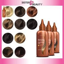 Moisturizing Semi Permanent Hair Color Beautiful Collection