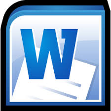 microsoft word icon microsoft office word icon office 2010 icons softicons com