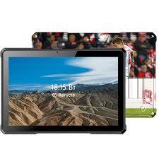 Купить <b>планшет</b> BQ Mobile <b>BQ</b>-<b>1077L</b> Armor Pro LTE print 4 в ...