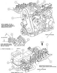 1991 ford mustang schematic coil pack drivers side passenger graphic graphic