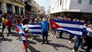 Kuba: Tausende protestieren - Unmut über Lebensbedingungen - ZDFheute