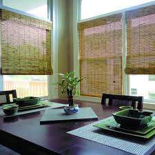 Premium Bamboo Woven Wood Shades Group C