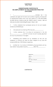 Simple Proof Of Employment Certificate Sample Copy Request Letter Of
