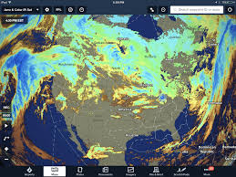 Weather Color Chart How To Use The New Chart Logbook And Weather Features In