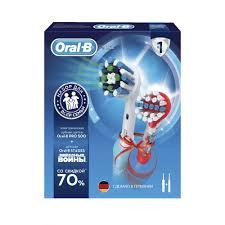 Набор электрических <b>зубных щеток</b> Oral-B Family Pack ...