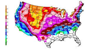 Snow To Liquid Ratio Interactive Climatology