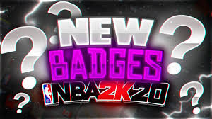 NEW BADGES CONFIRMED IN NBA 2K20 ...