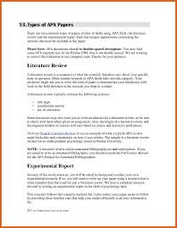 28 Images Of Apa Lit Review Template Vanscapital Com
