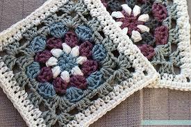 Square Crochet Pattern New Decorating Ideas