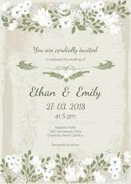 Wedding Invitation Template Publisher Invitation Template Indesign Inspiration Vintage Wedding Invitation