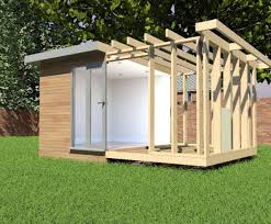 garden office sheds. How Are Garden Rooms Built? These Articles Will Give You An Insight: Office Sheds