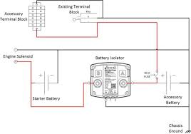 redarc dual battery wiring diagram wiring diagram cer trailer wiring diagram source the redarc smart start vsr battery isolator and how it works