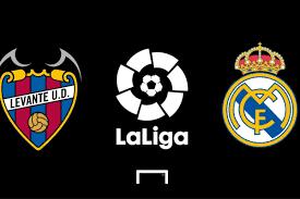 ريال مدريد ضد ليفانتي: مباشر لحظة بلحظة