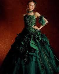 dark green wedding dresses naf dresses