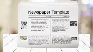 1800 Newspaper Template Abolitionist Movement Slavery By Christian Martino On Prezi Next