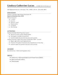 Sample Resume Objectives For Students Sample First Job Resume Albertogimenob Me