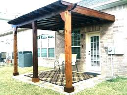 garden canopy ideas awning wall mounted gazebo