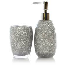 Accessories For The Bathroom Bathroom Design Bling Bathroom Accessories With Modern Square