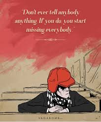 Catcher In The Rye Quotes Interesting 48 Quotes From The Catcher In The Rye That Perfectly Capture The