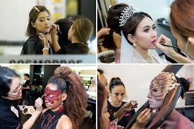 cosmoprof academy makeup artist award show behind the scenes