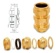 Brass Cw Cable Glands Brasscwcableglands Cw Npt Cable
