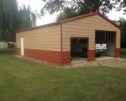 9 foot garage doorPierce SuperCenter  Portable Buildings  Carports  Storm