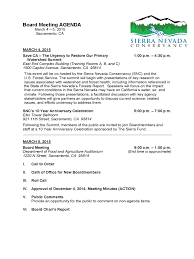 Board Meeting Agenda Template - 7 Free Templates In Pdf, Word, Excel ...