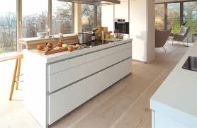 Oak Flooring Kitchen Decoration Ideas Mind Blowing Kitchen With White Wooden Cabinet