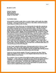 9 Portfolio Cover Letters Quit Job Letter