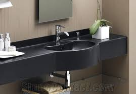 Solid Surface Bathroom Countertop Options