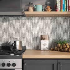 Light Blue Herringbone Tile Cc Mosaics Tiles Glazed Porcelain Roca Tile Usa
