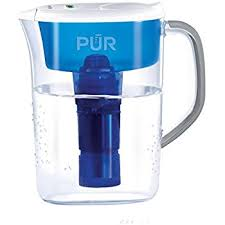 water filter pitcher. Beautiful Pitcher PUR 7 Cup Ultimate Water Filtration Pitcher With LED Indicator Clear With Filter