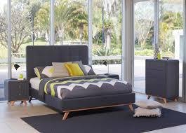 Queen Bedroom Suite Beds And Packages Victoria 3 Pce Fabric Queen Bedroom Suite