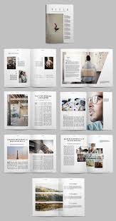 Indesign Magazine Free Indesign Magazine Templates Adobe Blog