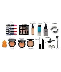 mac deshing bridal look makeup kit face gm at best s in india snapdeal