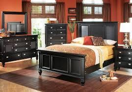 Image Wood Rooms To Go Belmar Black Panel Pc Queen Bedroom Queen Bedroom Sets Black