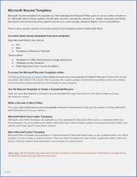 10 Lovely How To Create A Cv Template In Word Write Happy Ending