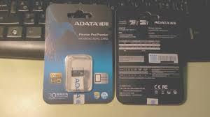 ОРИГИНАЛ! MicroSD <b>карты памяти ADATA</b> 64 Гб UHS-I Class10 ...
