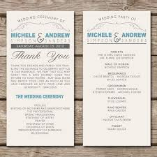 sample wedding program wording sample wedding reception program ceremony pinterest wedding wedding