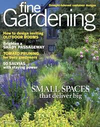 Small Picture Fine Gardening Magazine Fine Gardening Magazine Subscription