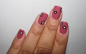 the biggest sensation of leaving the salon is beautiful nail ...