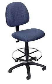 stools office footstool under desk ireland details about rolling adjule chair work stool office
