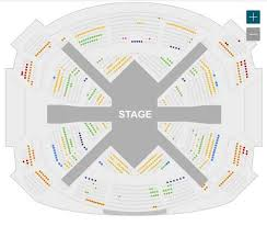 Beatles Love Seating Chart Best Seats 15 Ways To Get Discount The Beatles Love Tickets 2 For 99