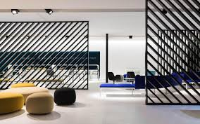 office screens dividers. Graphic Black Office Screens At La Palma. Dividers F
