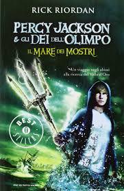 Il mare dei mostri. Percy Jackson e gli dei dell'Olimpo: Amazon.it:  Riordan, Rick, Baldinucci, L.: Libri