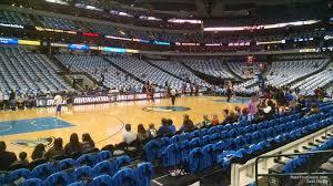 Mavs Arena Seating Chart American Airlines Center Section 108 Dallas Mavericks